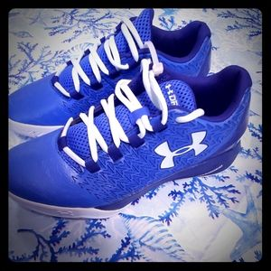 New Under Armour charged basketball shoes